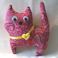 Игрушка ручной работы Чеширский кот