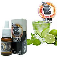 Жидкость для электронных сигарет eLife Мохито 10 мл, 6 мг/мл