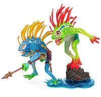 Fish-Eye & Gibbergill - Мурлоки Рыбоглаз и Жаброглас, фото 1