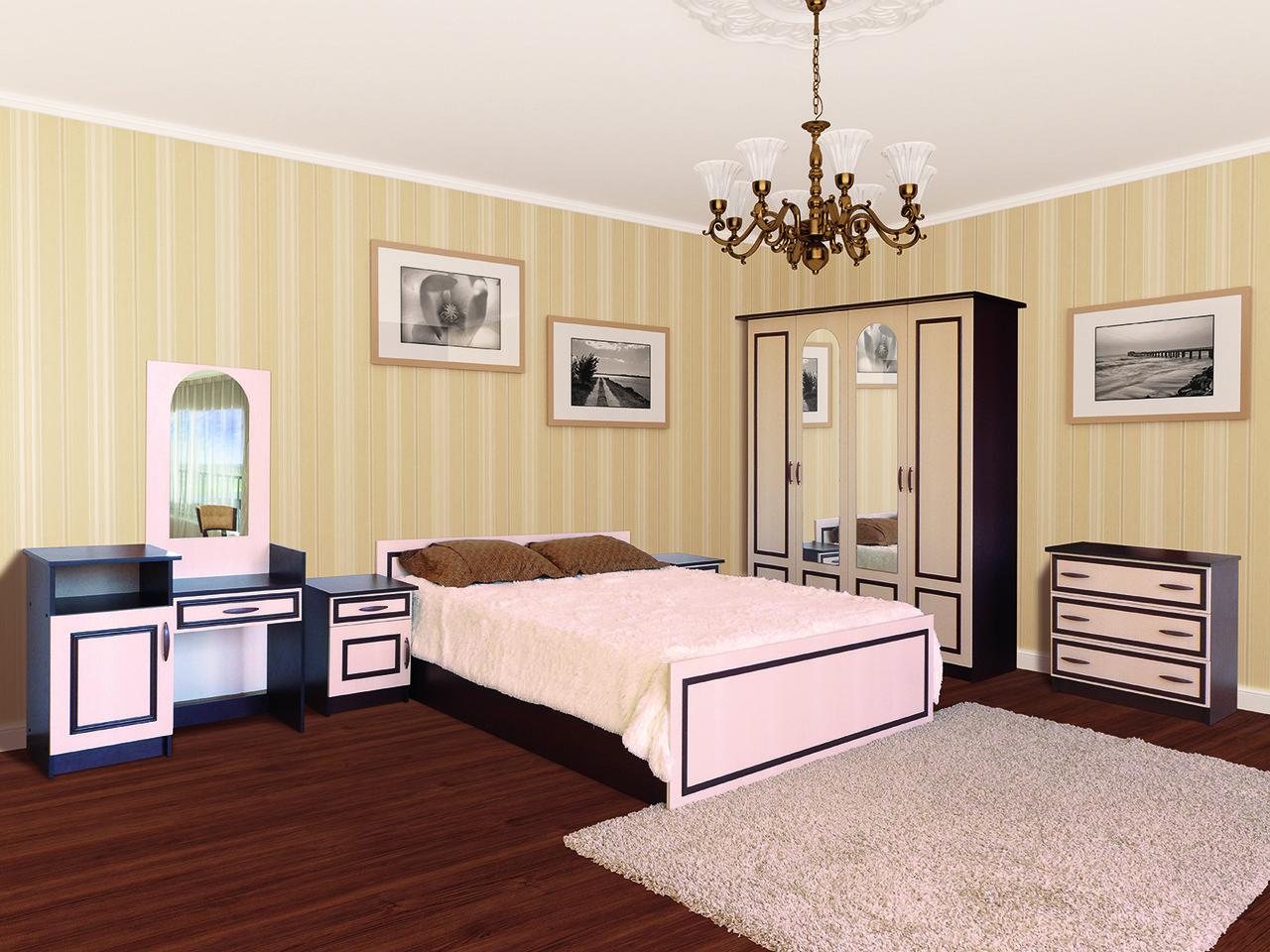 спальня кім світ меблів спальный гарнитур ким мир мебели цена 5