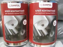 Клей для техизоляции SanPol