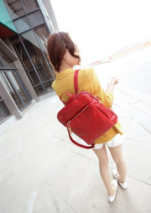 Женский рюкзак-сумка Delika.