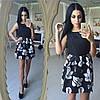 Платье выше колена 6_8