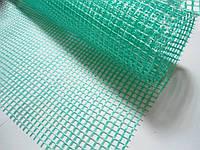 Сетка фасадная щелочестойкая 160 г/м2 1х50 (зеленая)