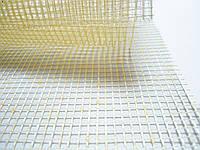 Сетка фасадная щелочестойкая 160 г/м2 1х50 (желтая)