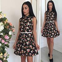 Платье выше колена 25 ВТ