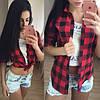 Женская модная рубашка 49