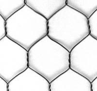 Сетка крученая шестиугольная