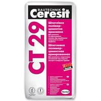 Шпаклевка минеральная Ceresit СТ-29 (25кг)
