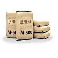 Цемент М-500 фасованный (25 кг)