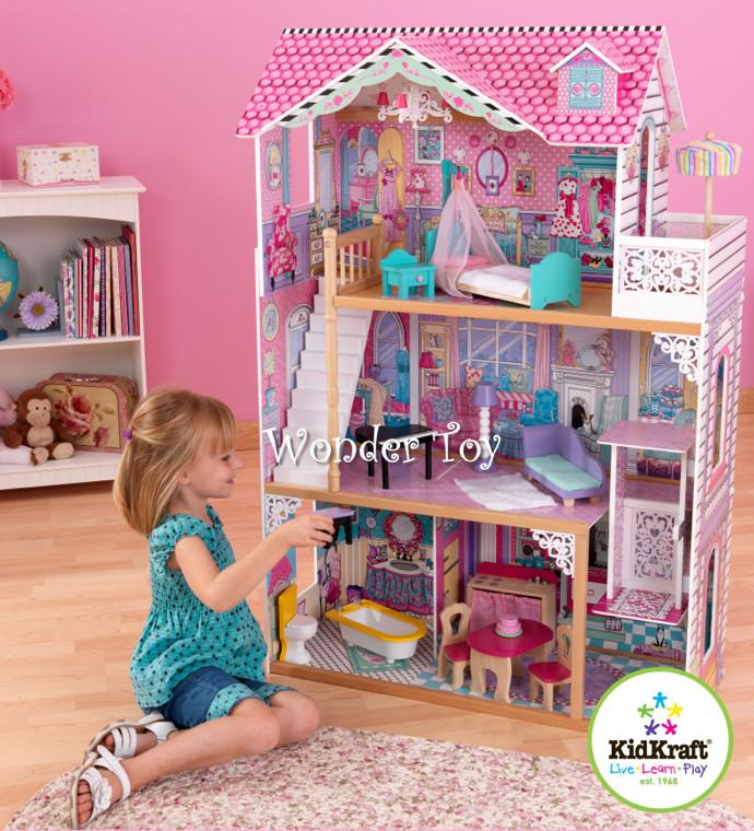 Кукольный домик деревянный Kidkraft Annabelle 65079