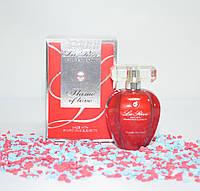 Женская парфюмированая вода FLAME OF LOVE SWAROVSKI, 75 мл
