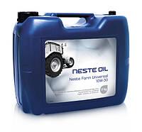 Масло універсальне Neste Farm Universal 10W30 (API CE, CF-4/SF,GL-4) 17кг