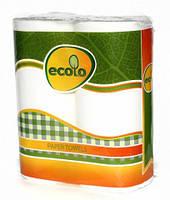 "Полотенца кухонные ""ECOLO"" (2шт) (ECO2)"