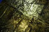 Екзотична коров'яча шкіра чорного кольору з потертостями золотом Харкові, фото 5