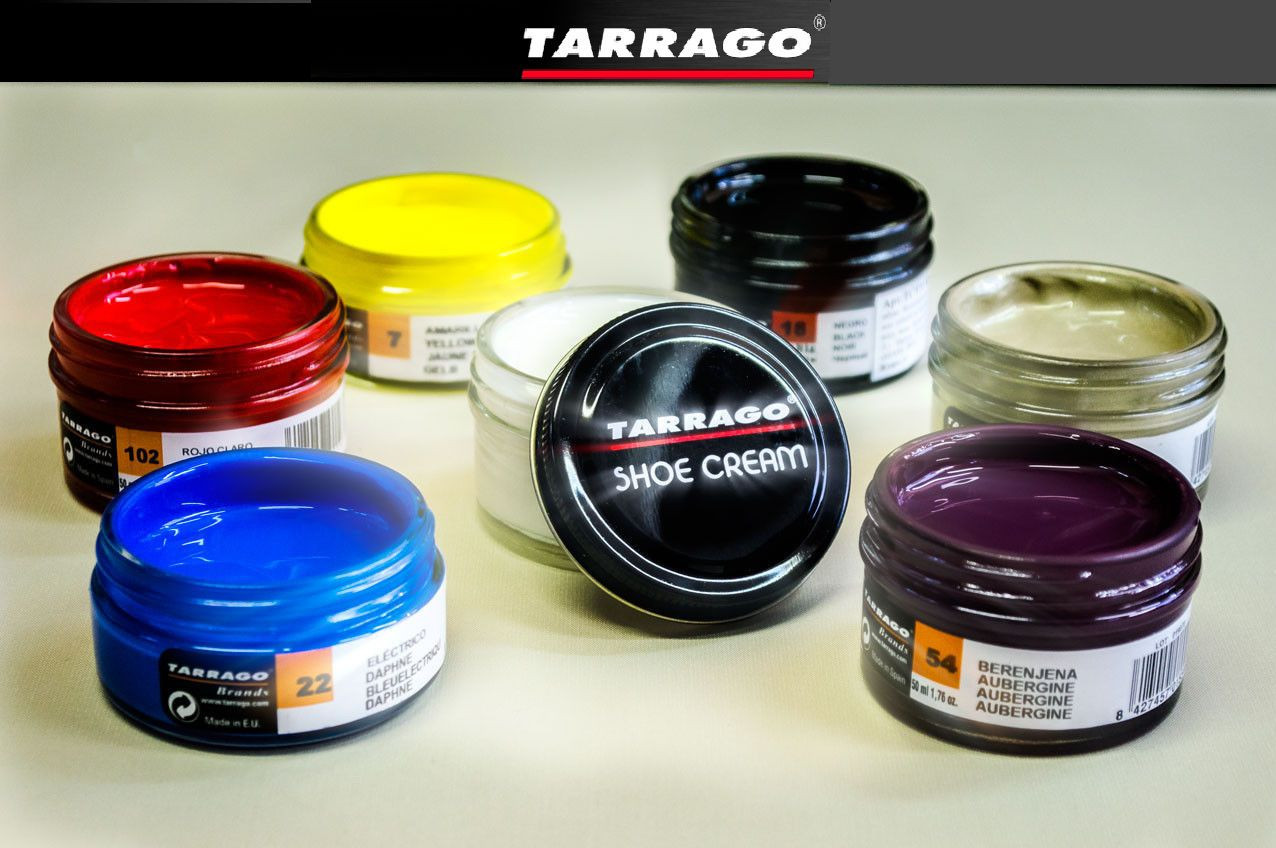 5e4d1d0c Крем для обуви Tarrago Shoe Cream 50ml, цена 79 грн., купить в Киеве —  Prom.ua (ID#320219377)