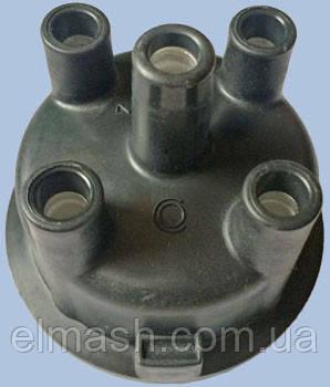 Крышка распределителя зажигания ГАЗ 24, УАЗ (код 1.8.6) (литье) (1.8.6) (пр-во Цитрон)