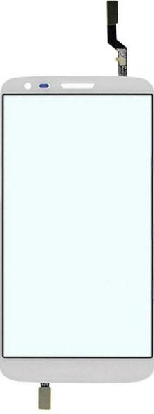 Сенсор LG G2 (D800, D801, D803) white (оригинал), тач скрин для телефо