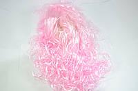 Розовые парики