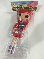 """Кукла """"Лала"""" 27*14см в пакете"""