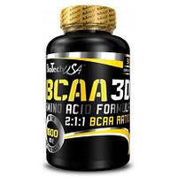 Аминокислота BioTech BCAA 3D 90 капсул