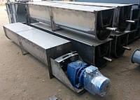 Транспортер (конвейер) шнековый (винтовой) В-400