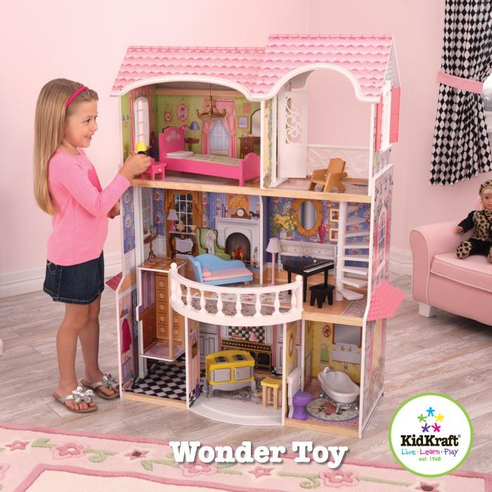 Кукольный домик Kidkraft Magnolia Mansion 65839