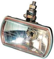 Фара-прожектор 12/24В (без лампы) на КАМАЗ, ЗИЛ, МАЗ, ГАЗ, КРАЗ, УАЗ, ВАЗ (пр-во ОСВАР)