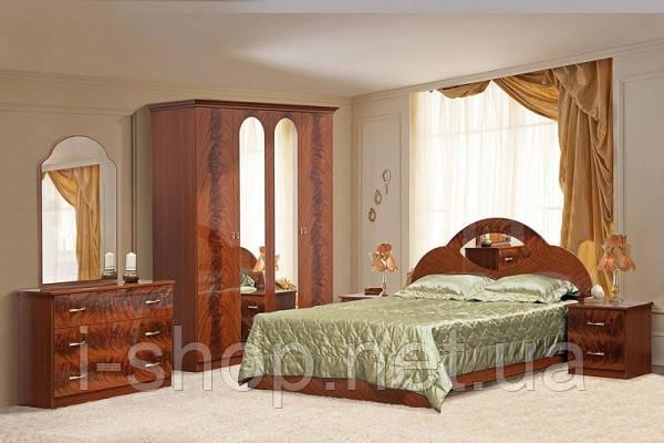 Спальня Милена - Спальня 4Д