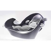 Автокресло Cybex Aton Q 0-13 кг (514104123) Oyster (светло-серый), фото 3