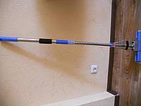 """Швабра""""Косичка"""" с двойным отжимом и телескоп.ручкой"""