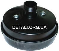 """Фильтр воздушный компрессора 1/2"""" (резьба 20мм) d80 металл"""