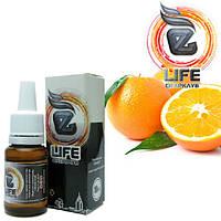 Жидкость для электронных сигарет eLife Апельсин
