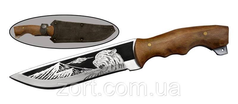 Нож с фиксированным клинком Хазар