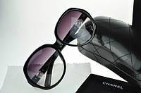 Солнцезащитные очки Chanel 5141 (черная оправа)
