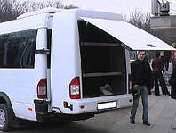 Mercedes Sprinter 1995-2006 гг. Навесной багажник