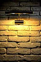 Декоративная гипсовая плитка - кирпич Шамбор (не крашеный, белый)