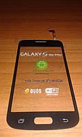 Тачскрин, сенсорное стекло Samsung G350e Star Advance
