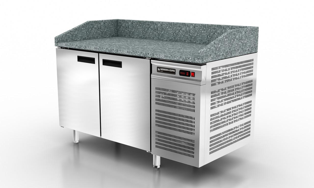 Холодильный стол для пиццы NRABAD