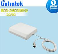 Панельная антена LINTRATEK 800-2500MHz 2м кабель
