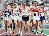 Стив Префонтейн, американский бегун на средние дистанции и длинные дистанции. 'Делать что-то ниже своих максимальных возможностей – значит растратить свой дар впустую'