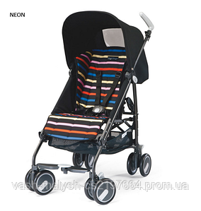 Детская прогулочная коляска Peg-Perego Pliko Mini Classico 2017 Neon