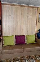 Шкаф-кровать с диваном в гостинную, фото 1