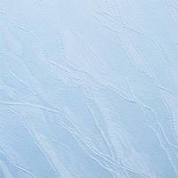Рулонные шторы Вода. Тканевые ролеты Woda (Дюна) 72.5, Голубой 1840