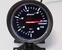 Тюнинговый автомобильный прибор DEFI 60256 вакуум 60мм, фото 1