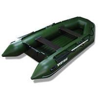 Надувная моторная лодка Neptun N 290 LD с килевым днищем