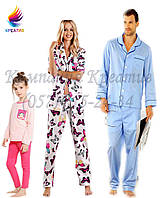 Пижамы с вашим логотипом (под заказ от 50 шт.)