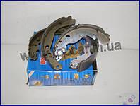 Гальмівні колодки барабанні ззади 228*42 на Renault Duster 4x4 Samko(Італія) 81131