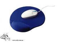 Коврик для мыши с гелевой подушкой ProfiOffice