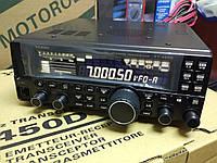 Yaesu FT-450D, КВ-трансивер, радиостанция, фото 1